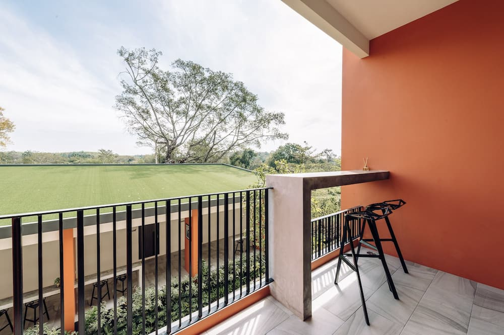 Dara Green View Twin - شُرفة
