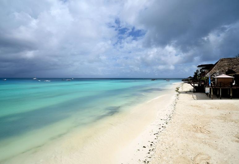Amaan Beach Bungalows, Nungwi, Beach