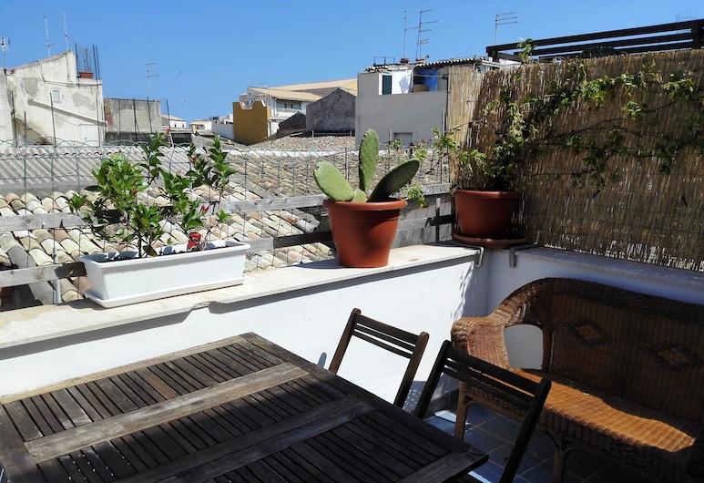 Calipso Apartments Ortigia, Syracuse, Apartment, 2 Bedrooms, Terrace, Terrace/Patio