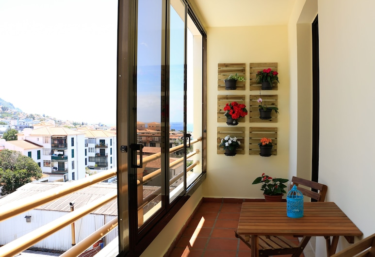 我們的夢想市中心體驗飯店, 芳夏爾, 公寓, 2 間臥室, 陽台, 陽台