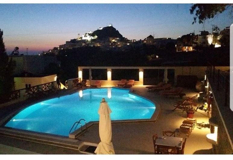 Golden Star Rooms, Ios, Outdoor Pool