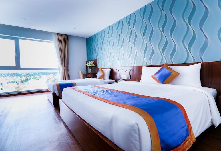 Dao Ngoc Hotel, Phú Quốc, Deluxe tuba, Vaade toast
