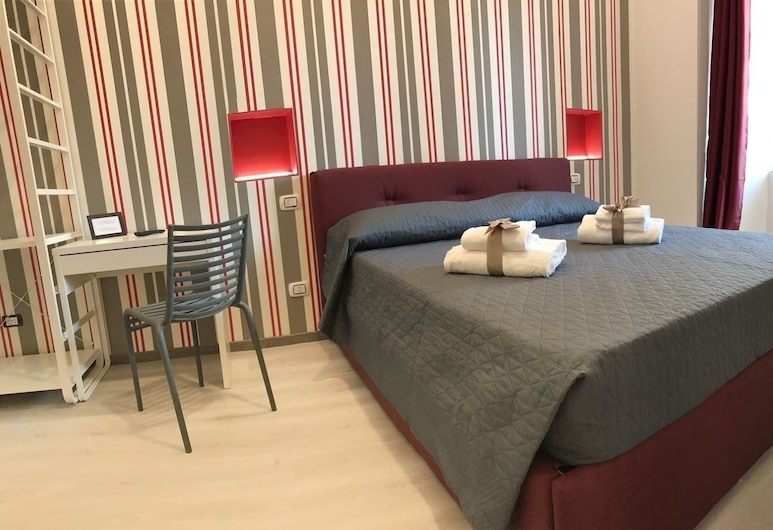 桑吉奧旅館, 羅馬, 高級雙人房, 客房