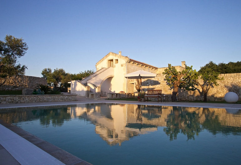 Don Agostino Relais Masseria, Carpignano Salentino, Outdoor Pool