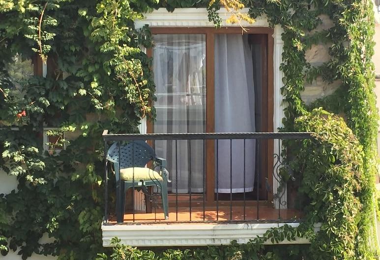 FourSeas Hotel, Bodrum, Comfort-Apartment, 1 Schlafzimmer, Balkon, Balkon
