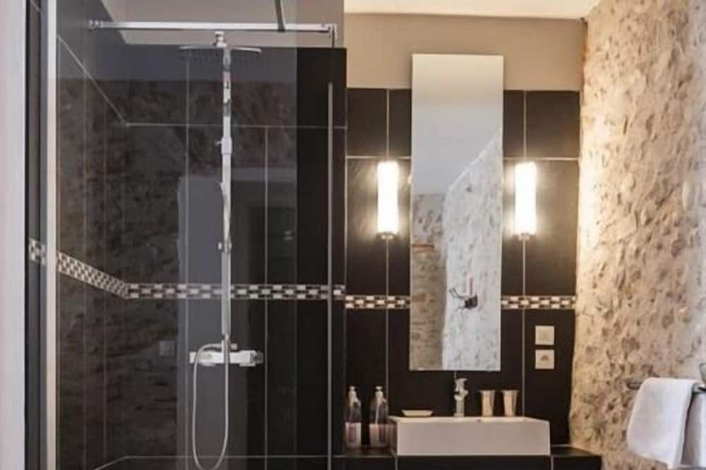 Studio, salle de bains privée - Salle de bain