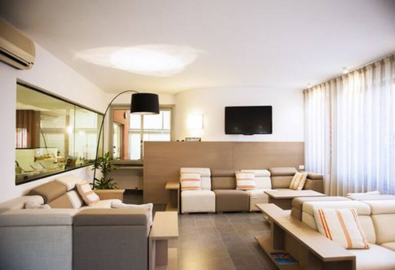 Hotel Palme, Monterosso al Mare, Salon de la réception