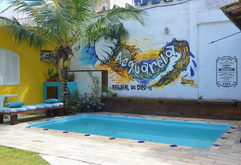 Acquarela Hostel, Arraial do Cabo