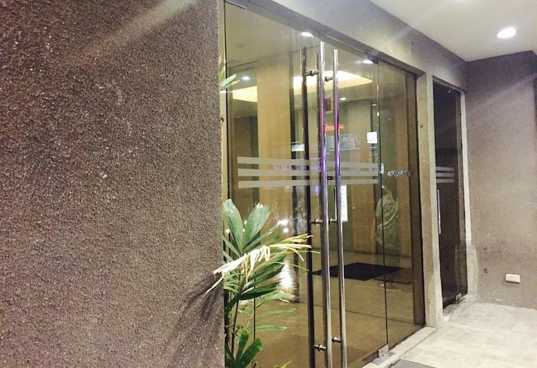 Dragonlink Suites, Makati, Pintu Masuk Hotel