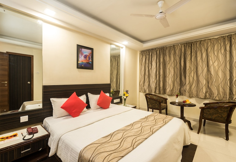 Hotel City Point, Mumbai, Suite, City View, Guest Room