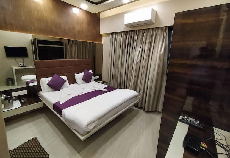 Hotel Modern, Mumbai, Super Deluxe, Guest Room