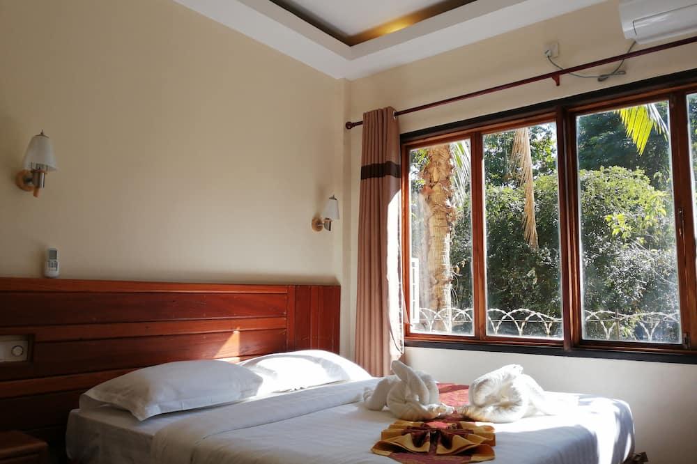 Superior-huone - Puutarhanäkymä