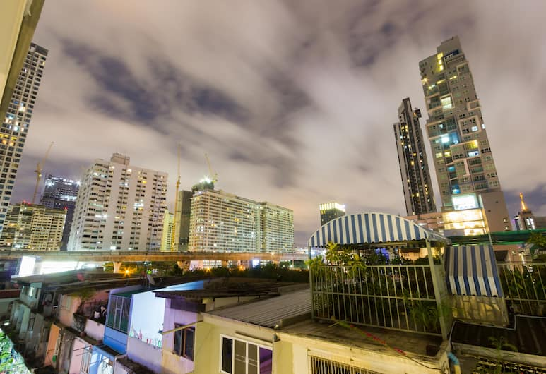 Diff Hostel, Bangkok, View from Hotel