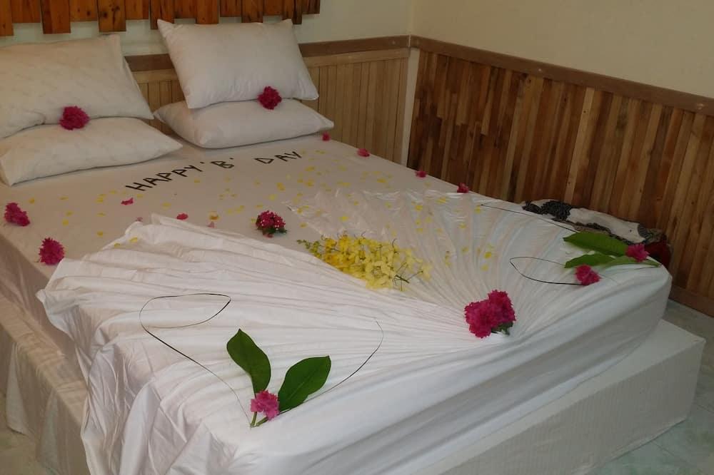 時尚雙人或雙床房, 1 張加大雙人床 - 浴室