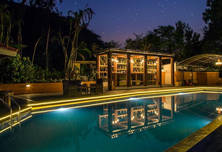 Residency Lake Resort and Spa, Ποντ, Εξωτερική πισίνα
