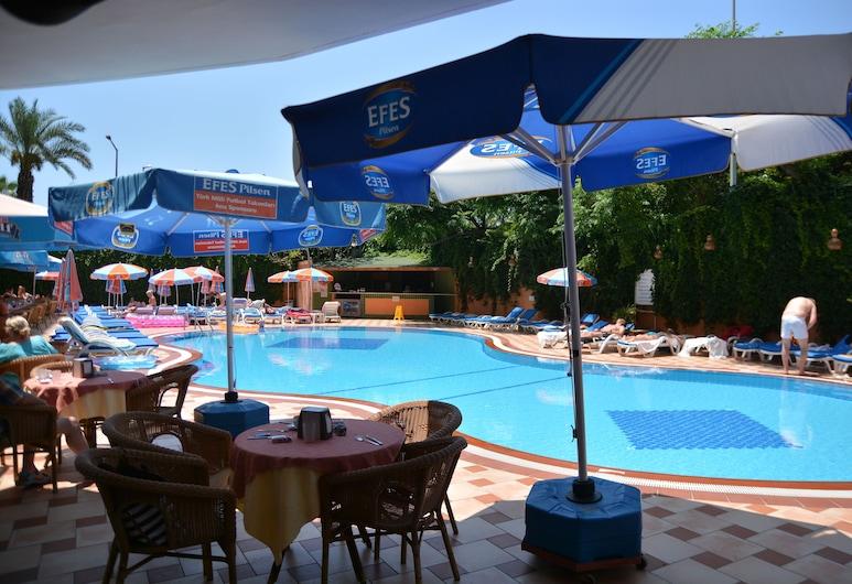 Kleopatra Dreams Beach Hotel - All Inclusive, Alanya, Açık Yüzme Havuzu