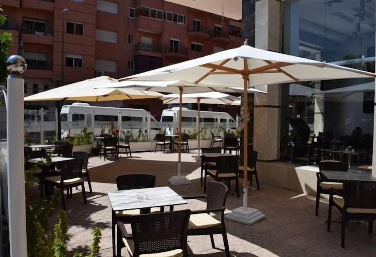 Teranga Hotel and Spa, Marrakesch, Terrasse/Patio
