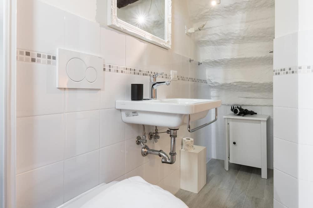Apartment, 1 Bedroom (Via dell'Orto 8) - Bilik mandi