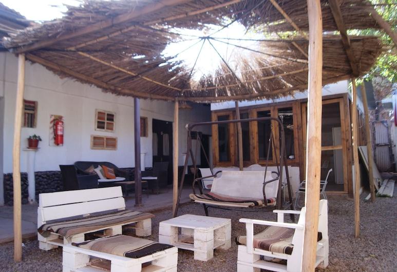 Hostal Barros Nativo, San Pedro de Atacama, Dobbeltrom – economy, delt bad, Terrasse/veranda