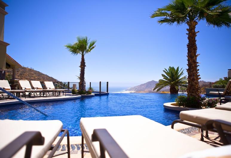 Montecristo Villas at Quivira Los Cabos - Vacation Rentals, Šventojo Luko kyšulys, Lauko baseinas