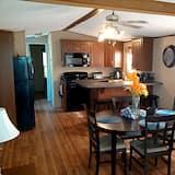 Kućica, 2 spavaće sobe - Obroci u sobi
