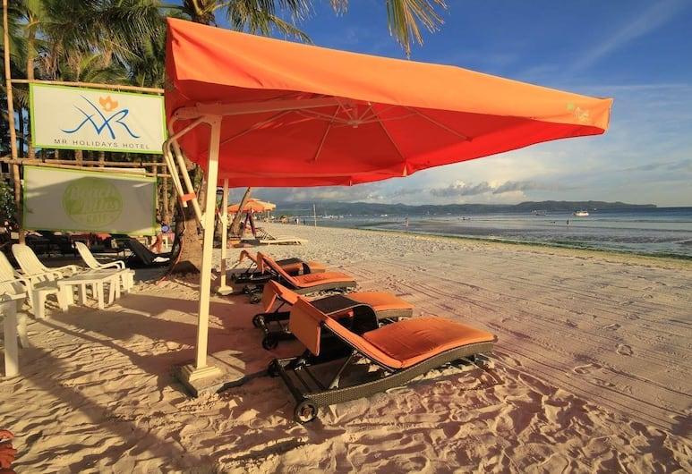 BLUEWAVES BEACH HOUSE, Boracay Island, Pludmale