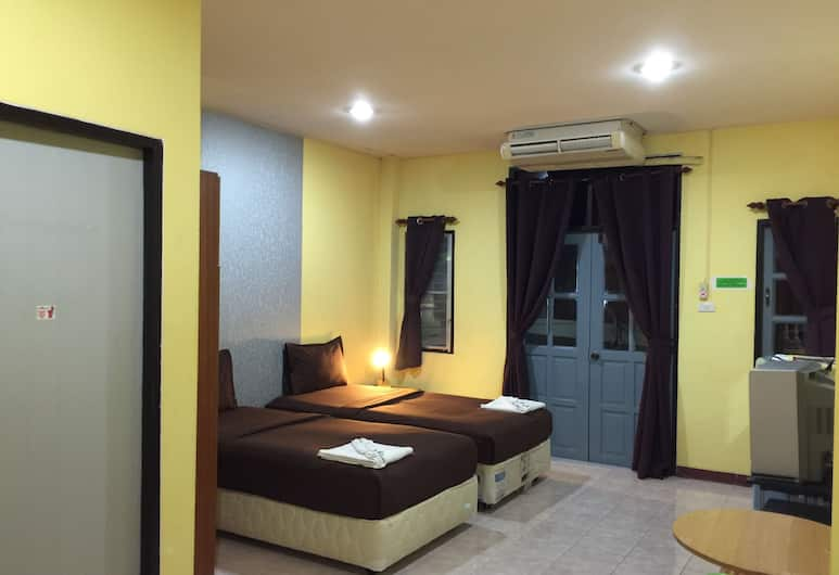 Andaman Place Guesthouse, Patong, Chambre Double Deluxe, Chambre