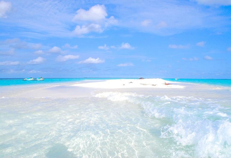 ميدهوفارو إن, جورايدو, الشاطئ
