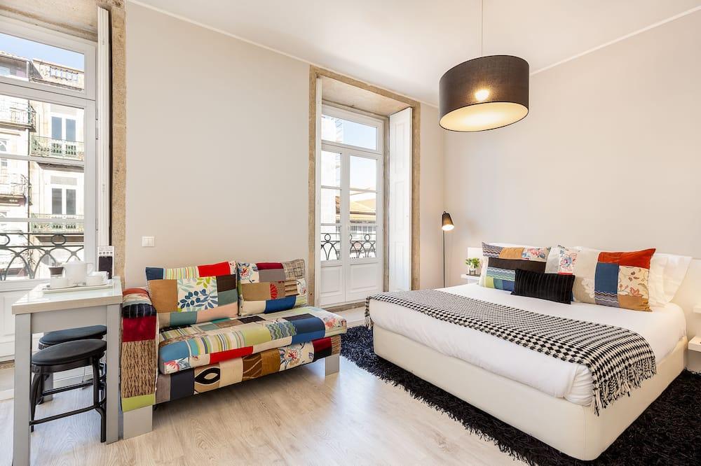 Studio (Clérigos 2) - Obývací prostor