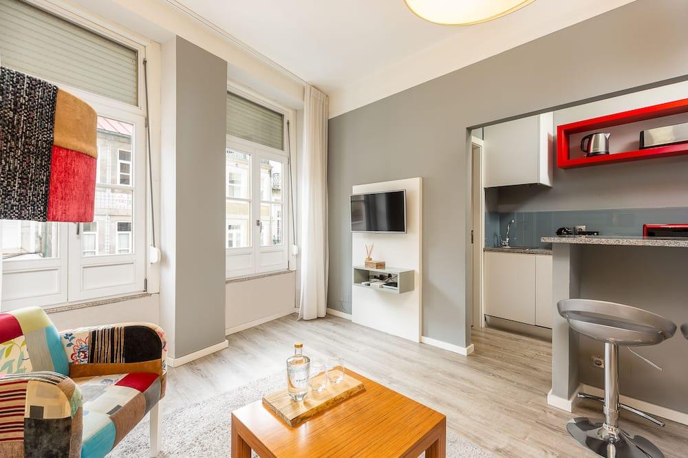 Studio (Capela 1) - Obývací prostor
