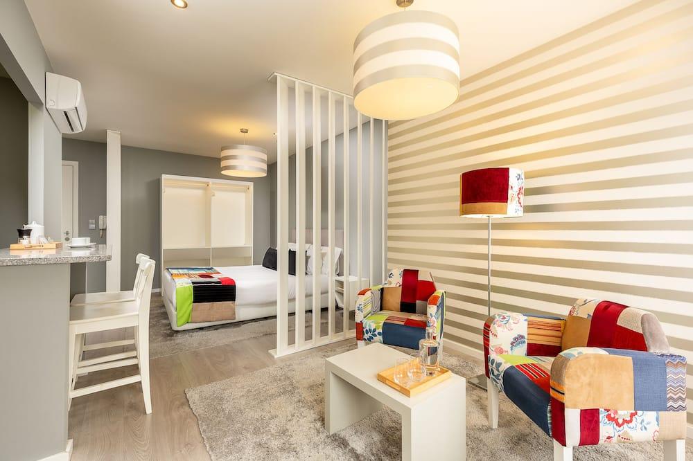 Studio (2) - Obývací prostor
