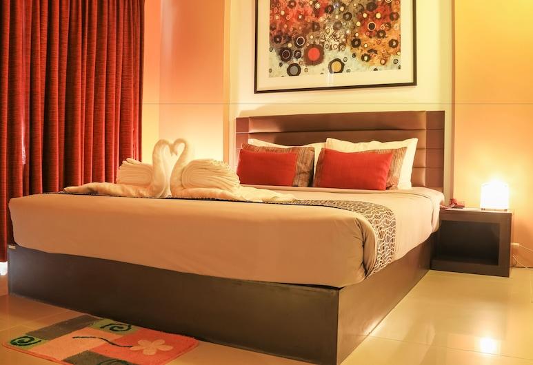 Resort Atlantis, Savar, Suite Mewah, Kamar Tamu