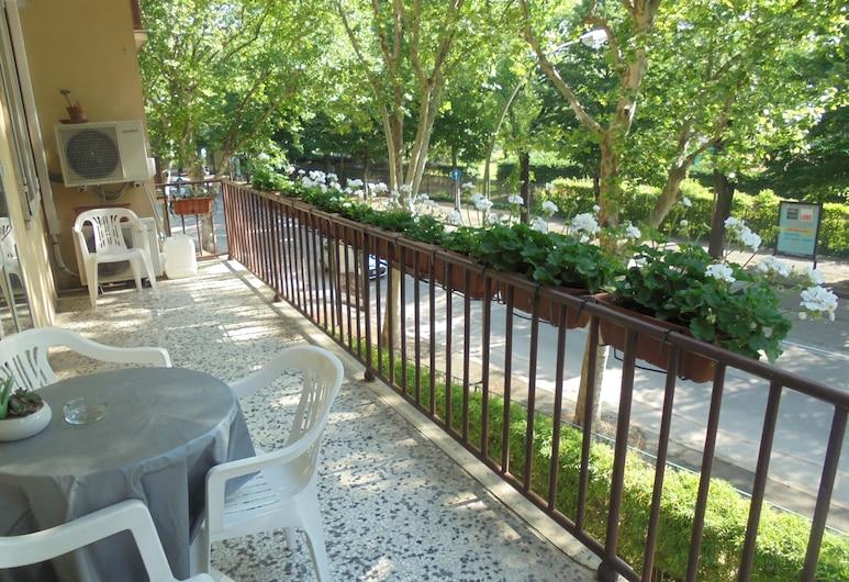 Verona Bottego Guest House, Verona, Deluxe-Doppelzimmer, Balkon, Balkon