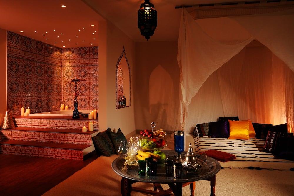 Apartmá, 1 ložnice - Pokoj