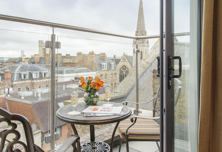 George Street Hotel, Oxford, Superior-Doppelzimmer, Terrasse, Balkon