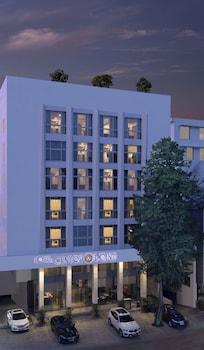 Mynd af Hotel Centre Point í Nagpur