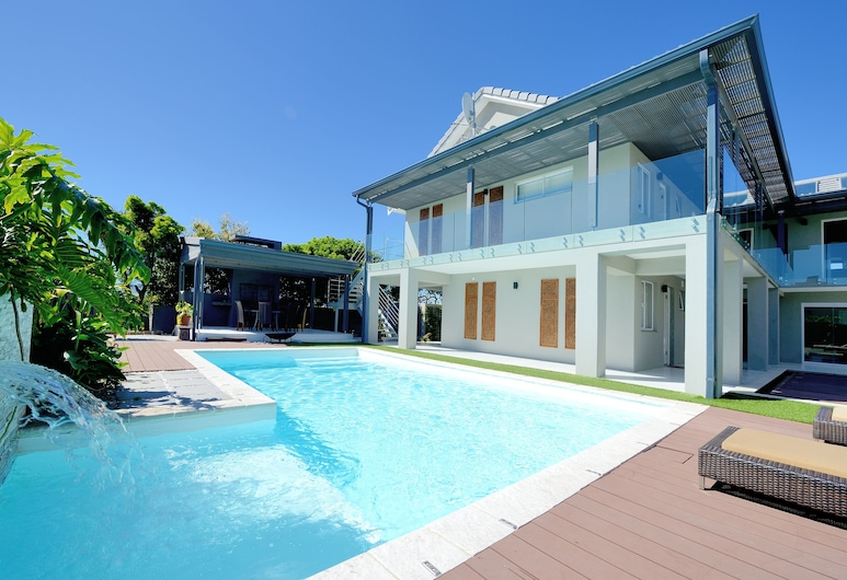 Grand Blue.D Boutique Guesthouse, Keiptaunas