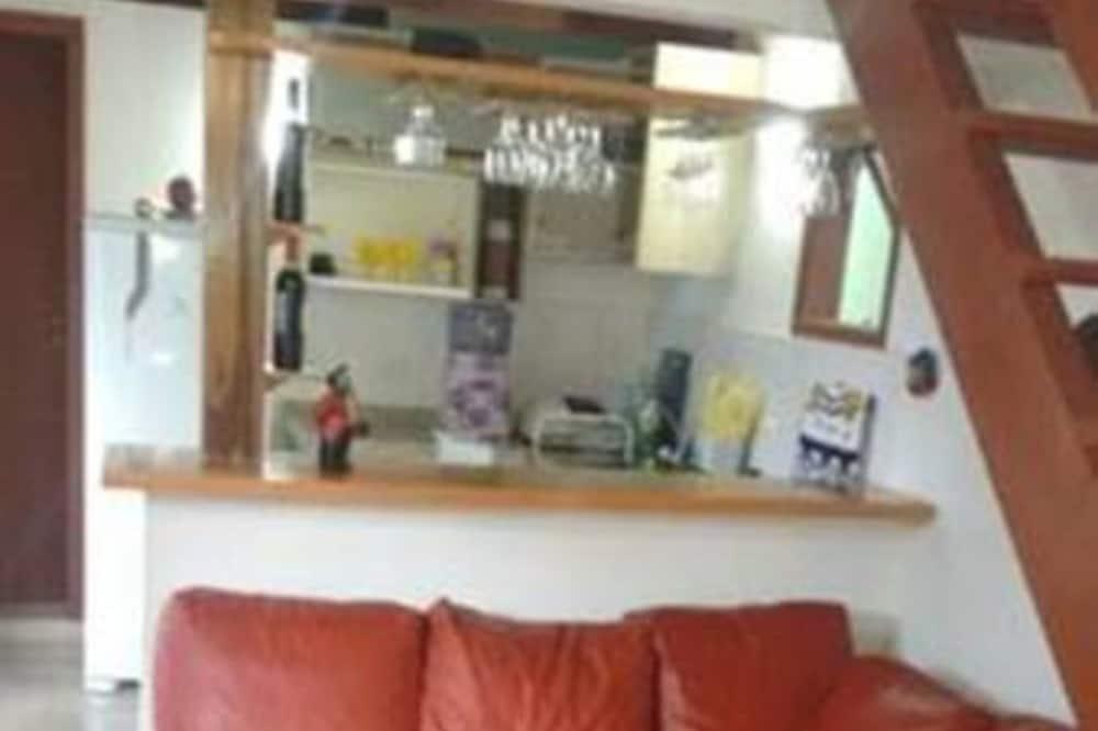 Duplex, 1 Bedroom, Mountain View - Living Area