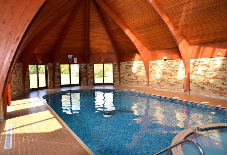 Waterside Cornwall, Bodmin, Indoor Pool