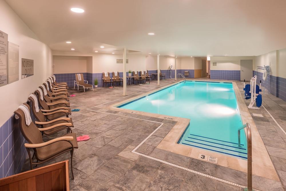 The Westport Inn Indoor Pool
