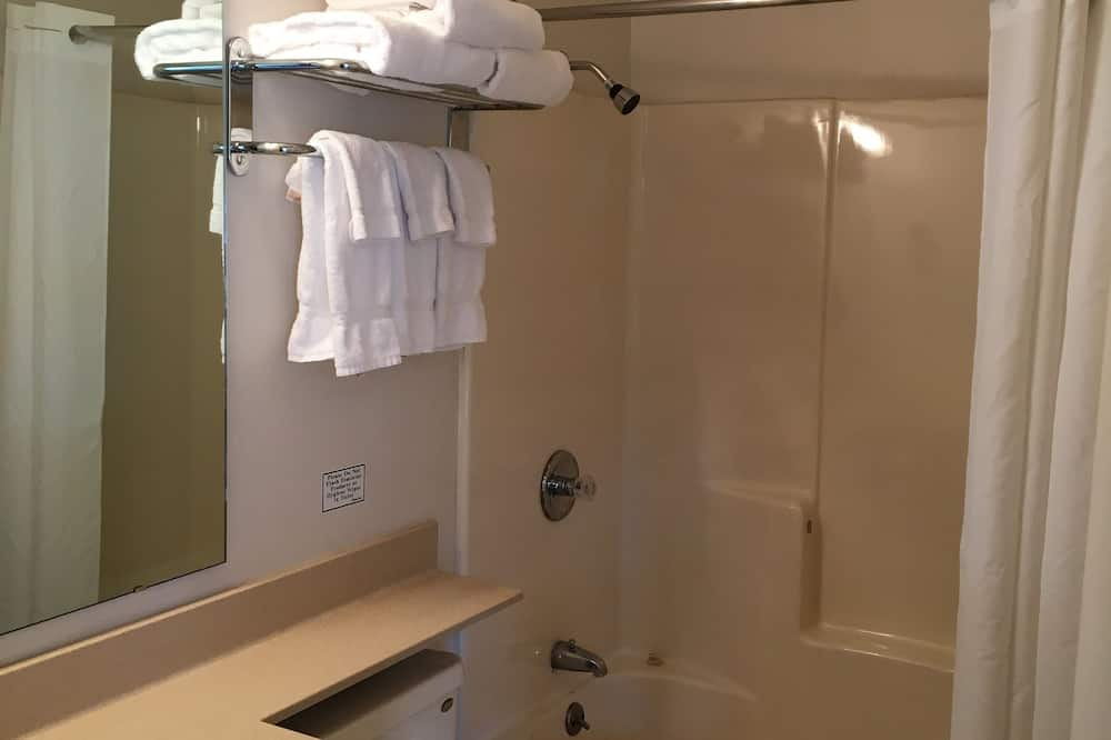 Double Room, 1 Queen Bed, Accessible, Lake View - Bathroom