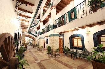 在瓜纳华多的梅森德罗萨里奥酒店照片