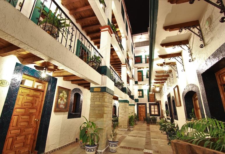 Hotel Mesón del Rosario, Гуанахуато, Зона гостиной