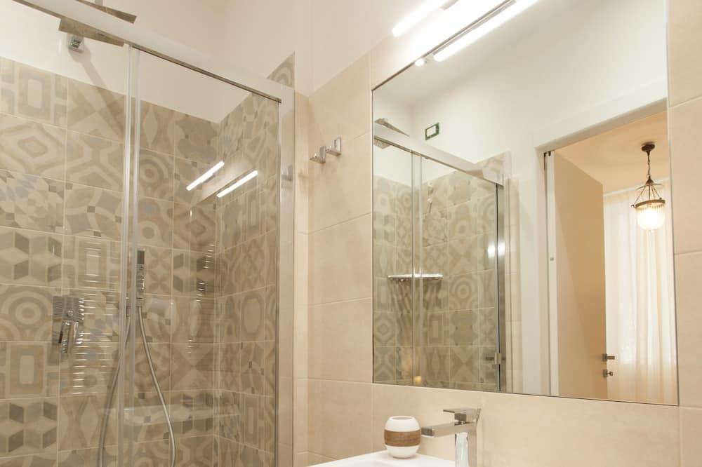 デラックス シングルルーム 1 階 - バスルーム