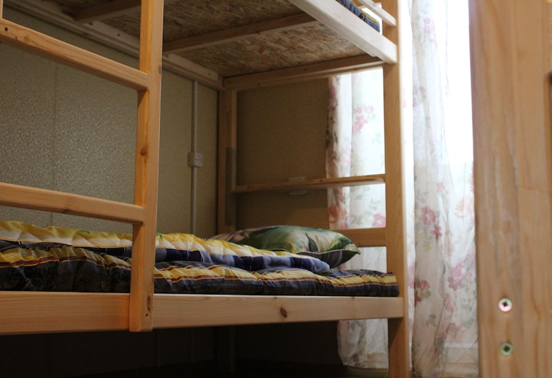 Hostel on Sauran, Nur-Sultan, Bed in 8-Bed Female Dormitory Room, Guest Room