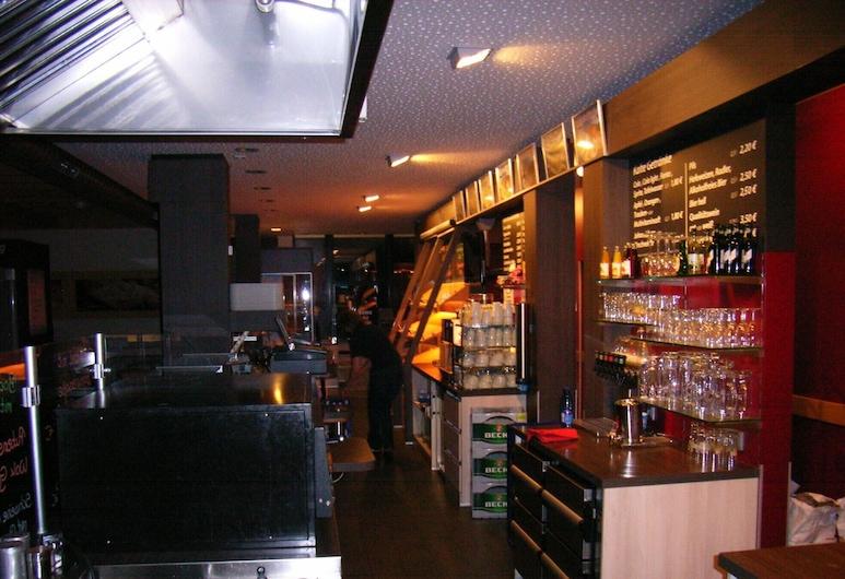 Auszeithotel, Ворнитц, Бар в отеле
