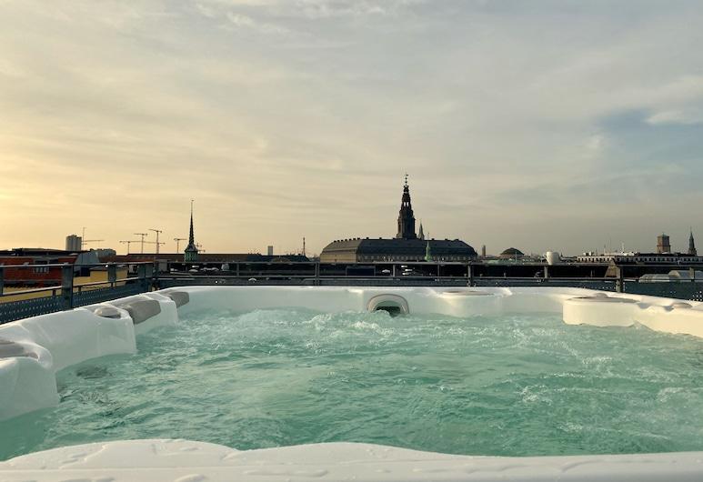 Dinesen Collection Luxury Condos By Royal Danish Theatre, Copenhagen, Rooftop Pool