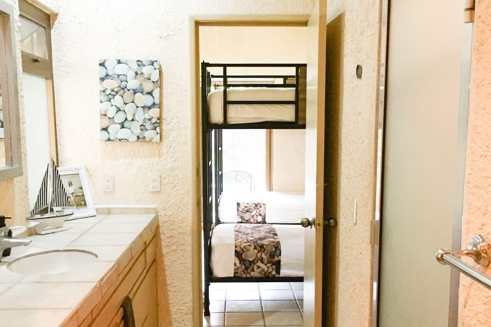 スタンダード 共同ドミトリー ベッド (複数台) - バスルーム