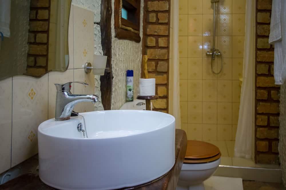 Deluxe házikó - Fürdőszoba