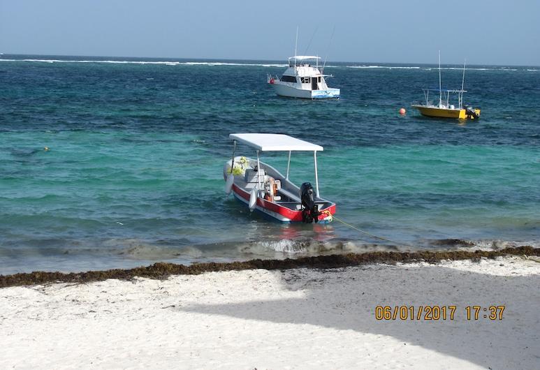 Sommer-Special-Jun., Juli, August. $ 700 pro Woche Geräumig, sicher , Puerto Morelos, Strand